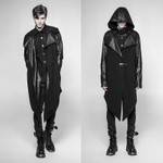 PUNK RAVE Urban Gothic Cardigan 001