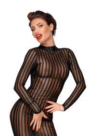 Detailbild zu NOIR HANDMADE Transparentes Kleid