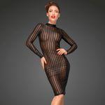 NOIR HANDMADE Transparentes Kleid 001