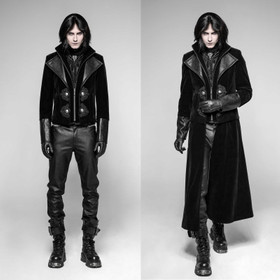 PUNK RAVE Noble Gothic Coat