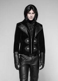 Detail image to PUNK RAVE Noble Gothic Coat