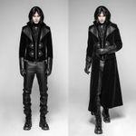PUNK RAVE Noble Gothic Coat 001