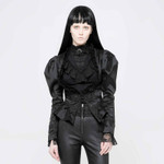 PUNK RAVE Black Gothic Jacket 001