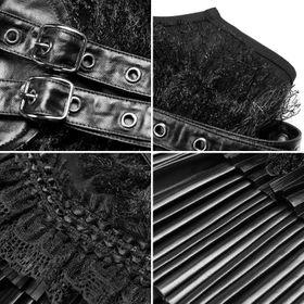 Detailbild zu PUNK RAVE Aeon Warrior Halskrause
