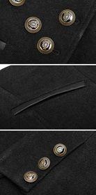 Detailbild zu PUNK RAVE Damen-Weste V-Cut