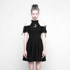 PUNK RAVE Half Moon Dress
