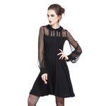DARK IN LOVE Gothic Princess Dress 001