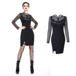 DARK IN LOVE Armoured Punk Dress 001