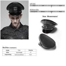 Detailbild zu PUNK RAVE Uniform Schirmmütze