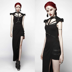 PUNK RAVE Amazone Cyber Dress