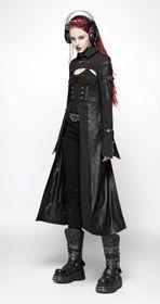Detail image to PUNK RAVE Anime Coat