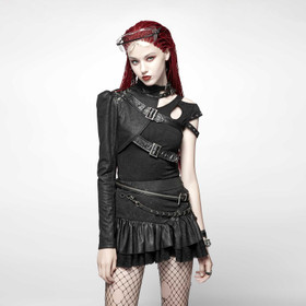 PUNK RAVE 1-Sleeve Bolero Jacket