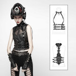 PUNK RAVE PVC Harness 001