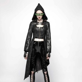 PUNK RAVE Cyber Assassin Coat
