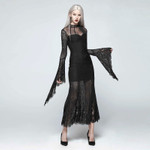 PUNK RAVE Gothic Dream Dress 001
