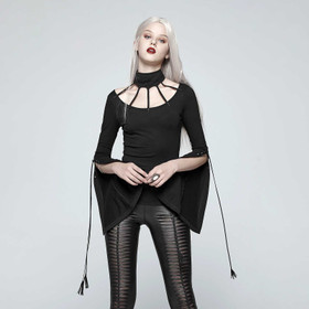 PUNK RAVE Sacral Gothic Top