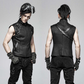 PUNK RAVE Urban Fighter Vest