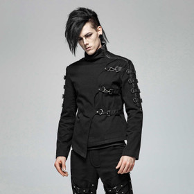 PUNK RAVE Gothic Straight Jacket