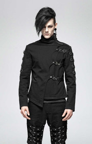 Detail image to PUNK RAVE Gothic Straight Jacket