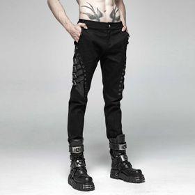 PUNK RAVE Gothic Predator Pants