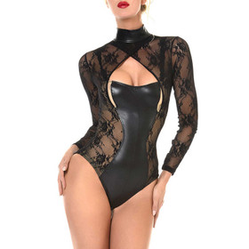 PATRICE CATANZARO Effie Lace Body
