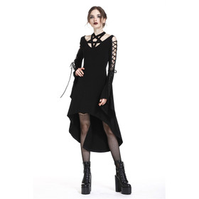 DARK IN LOVE Black Magic Dress