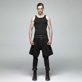 90823ef6b6 Gothic Pants For Men, Uniform Pants, PVC Pants at Andersartig