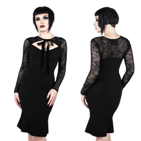 KILLSTAR Bat To The Bone Dress