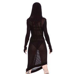 Detail image to KILLSTAR Deadfest Debbie Knit Dress