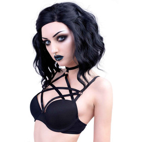 Detail image to KILLSTAR Magica Cage Bra