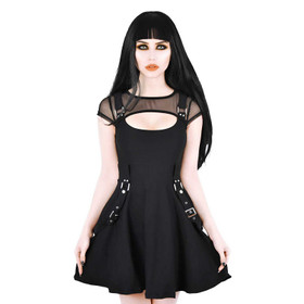 KILLSTAR Kounter Kulture Skater Dress