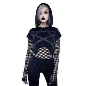 KILLSTAR Witchnet Hood Top