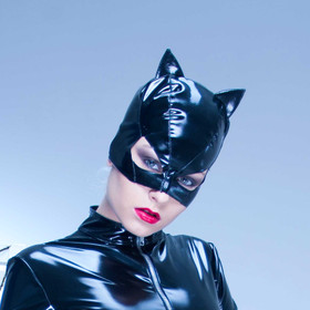 PATRICE CATANZARO Petit Chat Vinyl Mask