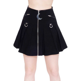 KILLSTAR Kirsten Pleated Skirt