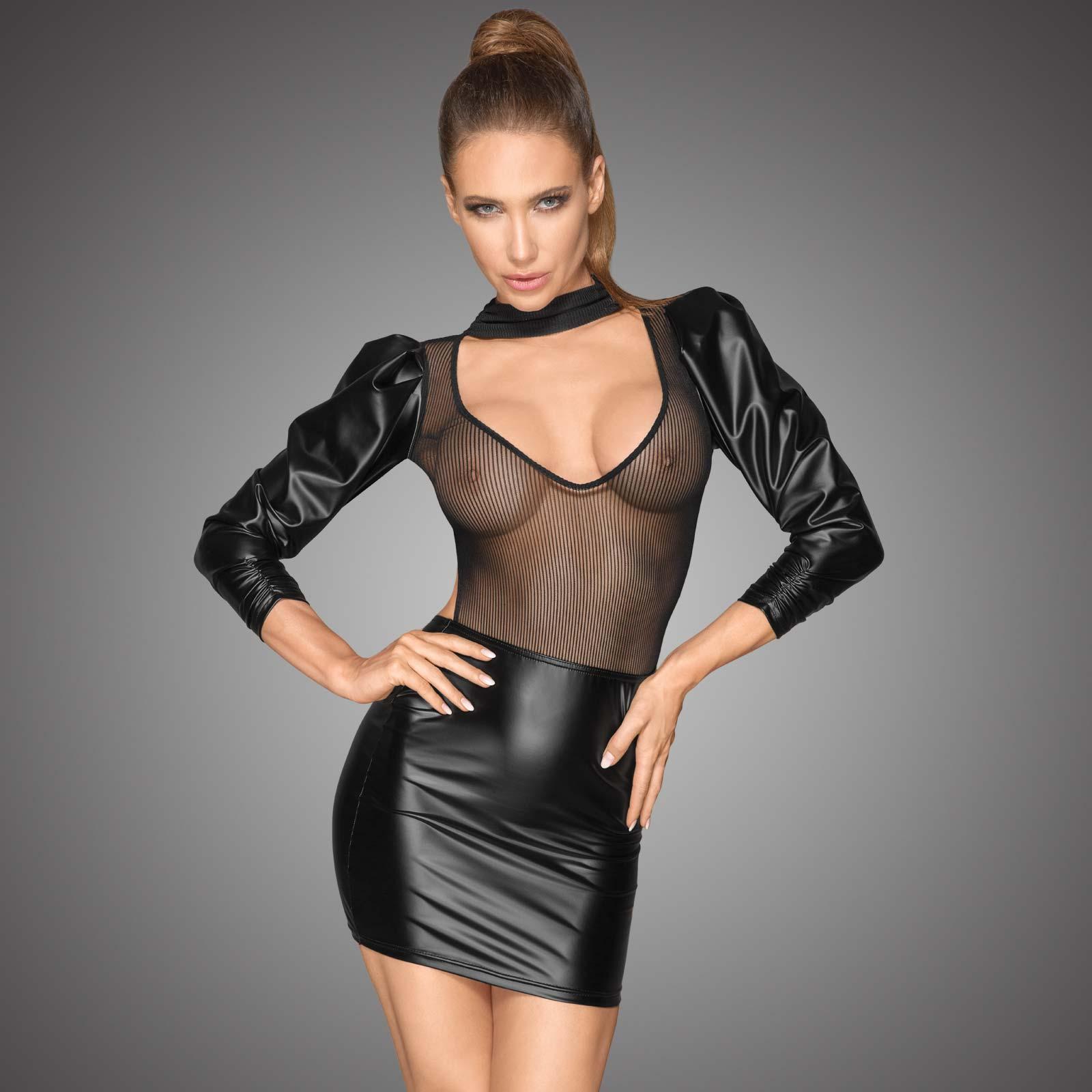 NOIR HANDMADE Vanquish Dress