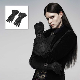 PUNK RAVE Gothic Galan Gloves
