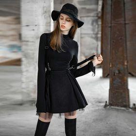 PUNK RAVE Dark Doll Trägerrock