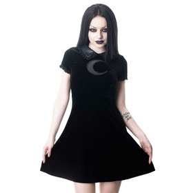 KILLSTAR Fang Shift Dress