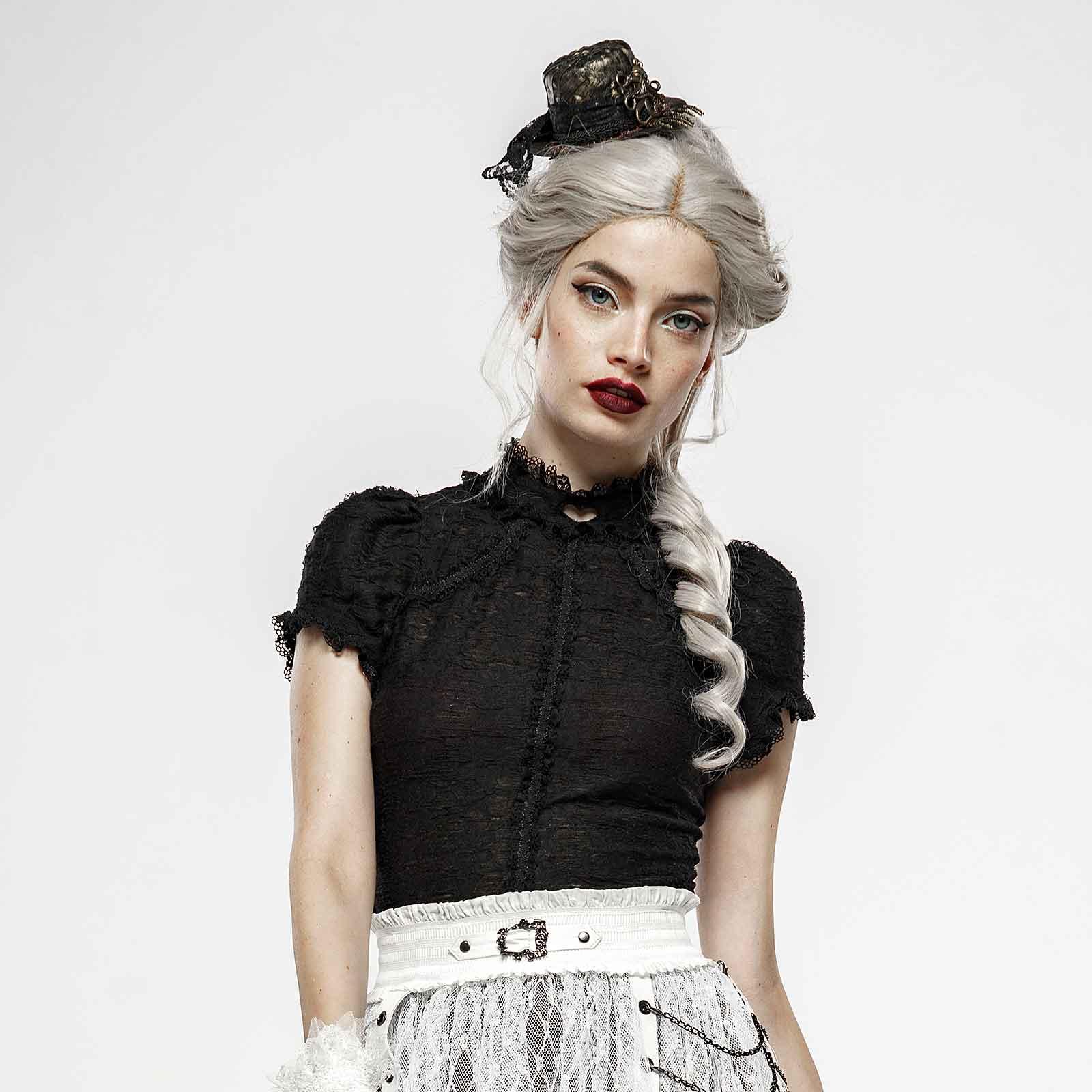 PUNK RAVE Victorian Lolita Top | Andersartig