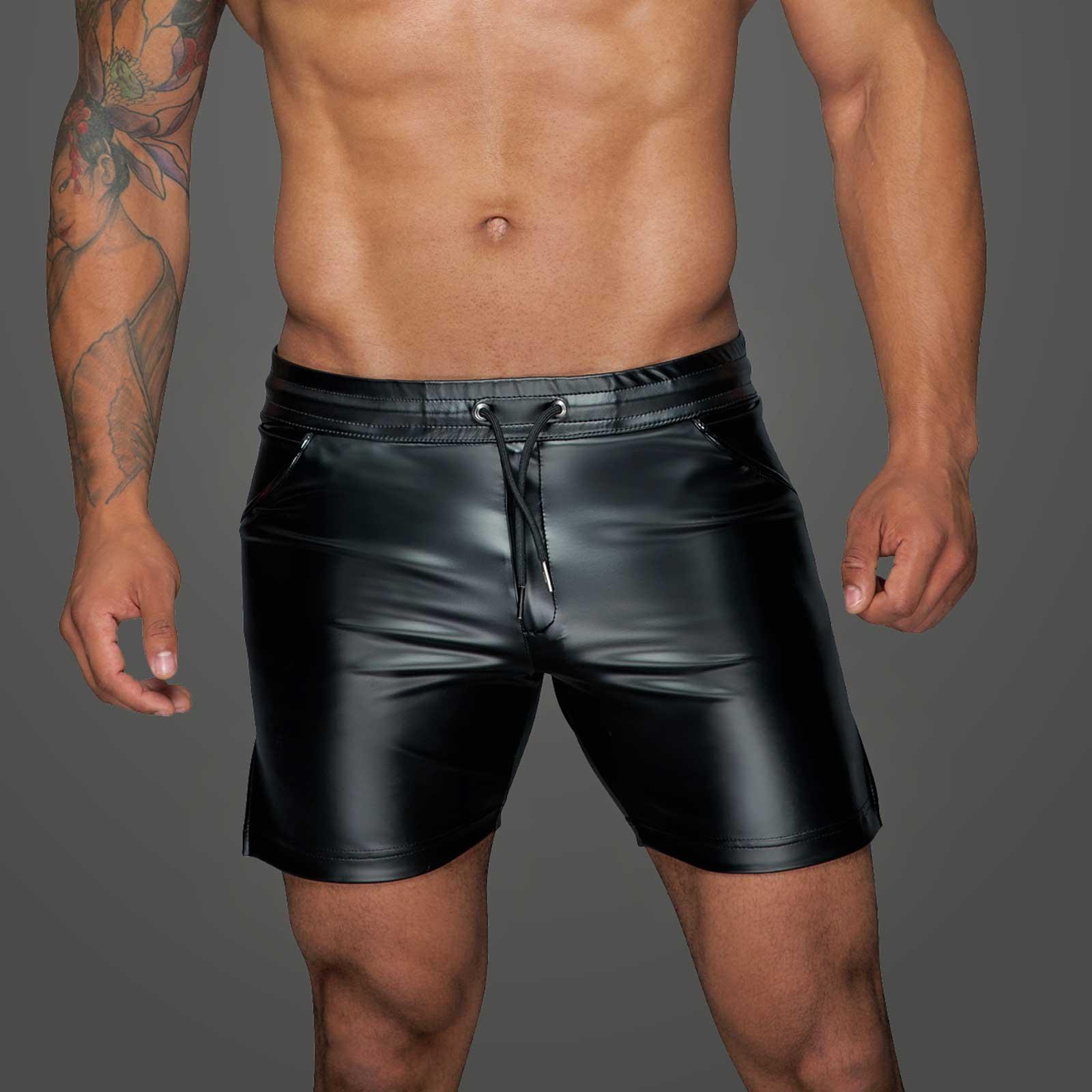 NOIR HANDMADE Wetlook Shorts