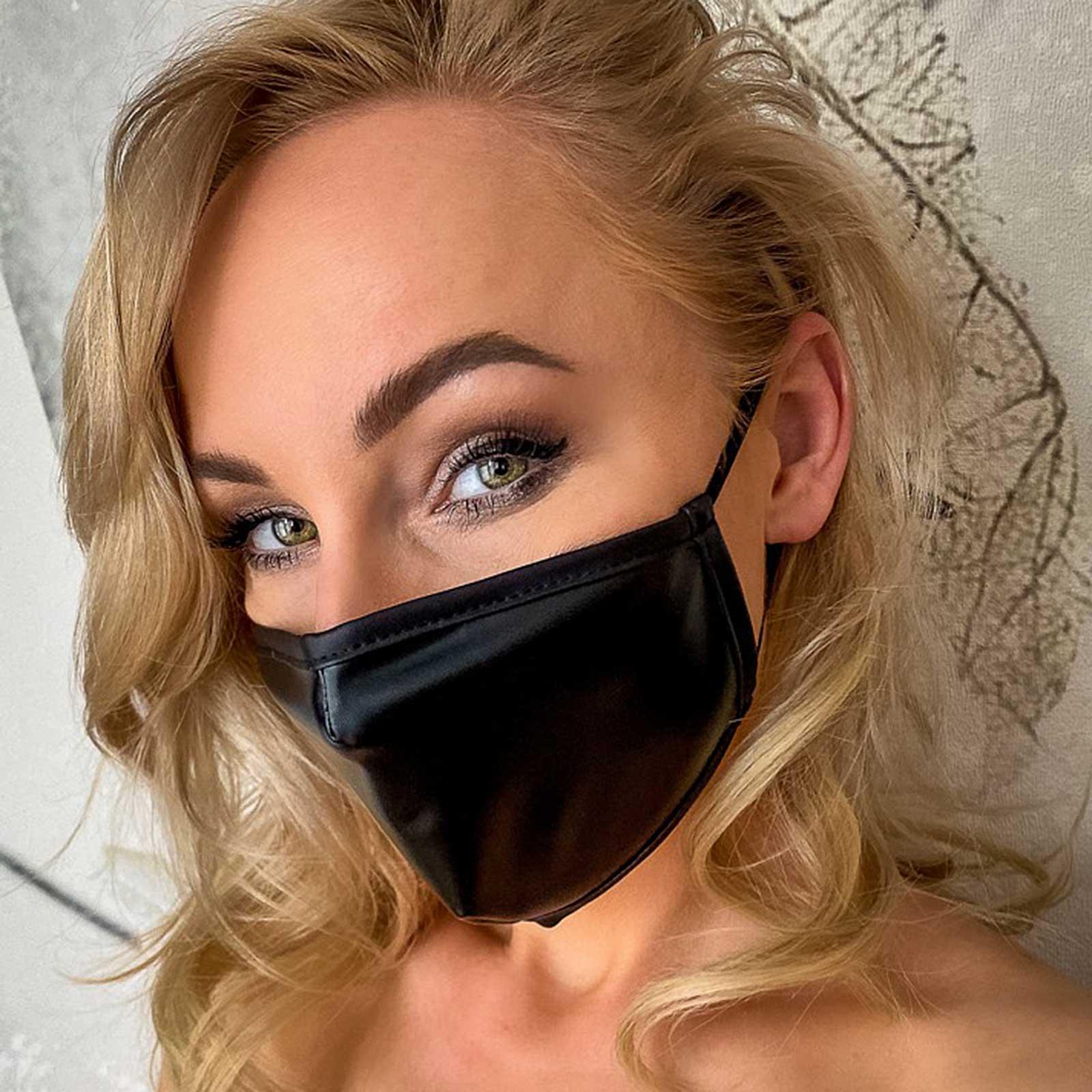 NOIR HANDMADE Wetlook Face Mask