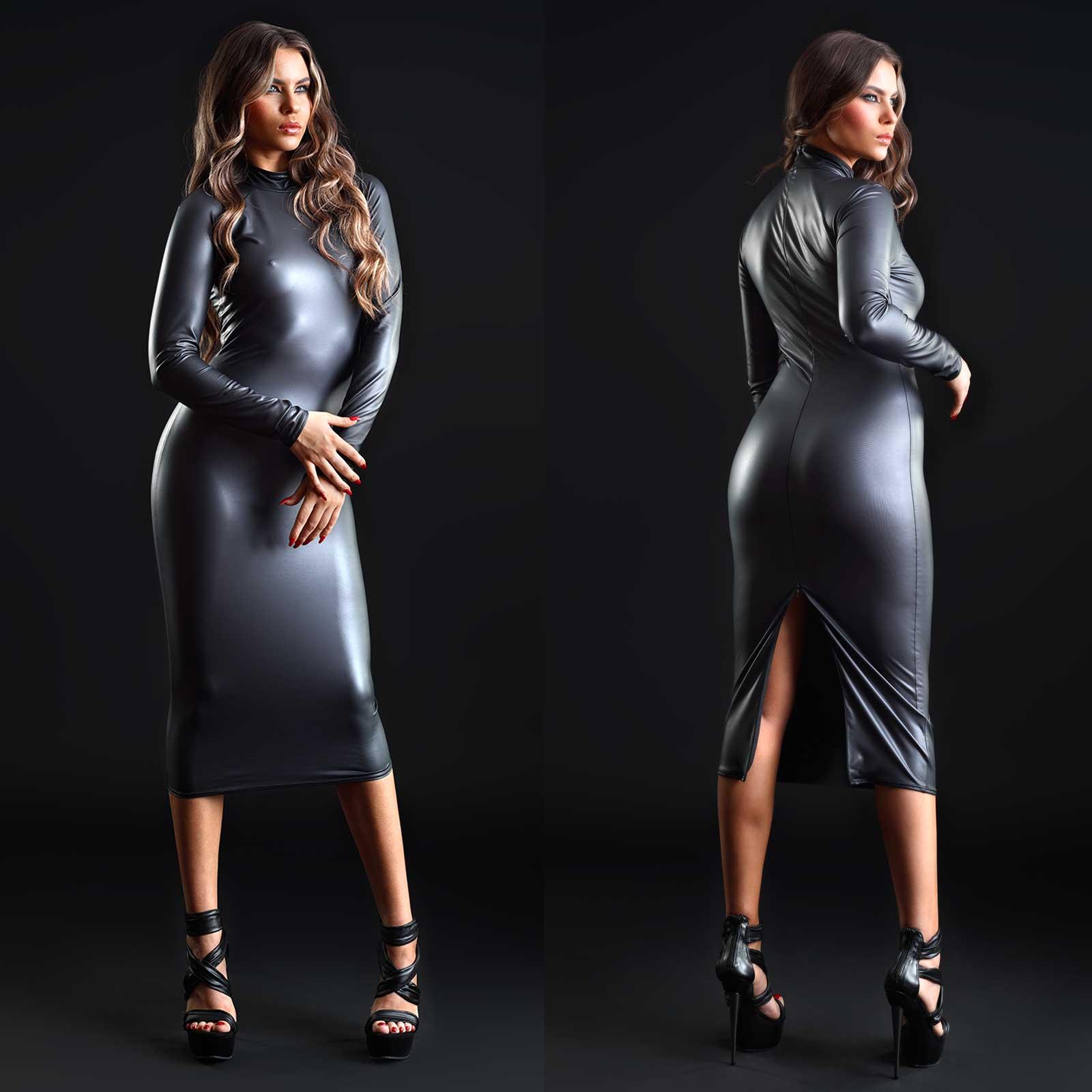 PATRICE CATANZARO Lexi Long Dress