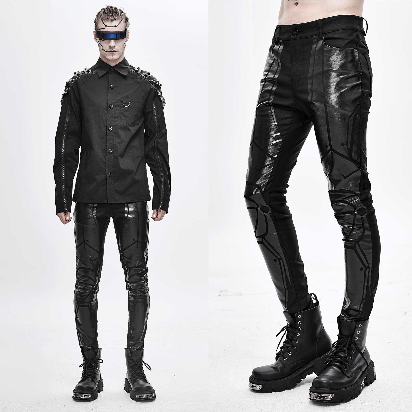 DEVIL FASHION Cyberpunk Pants