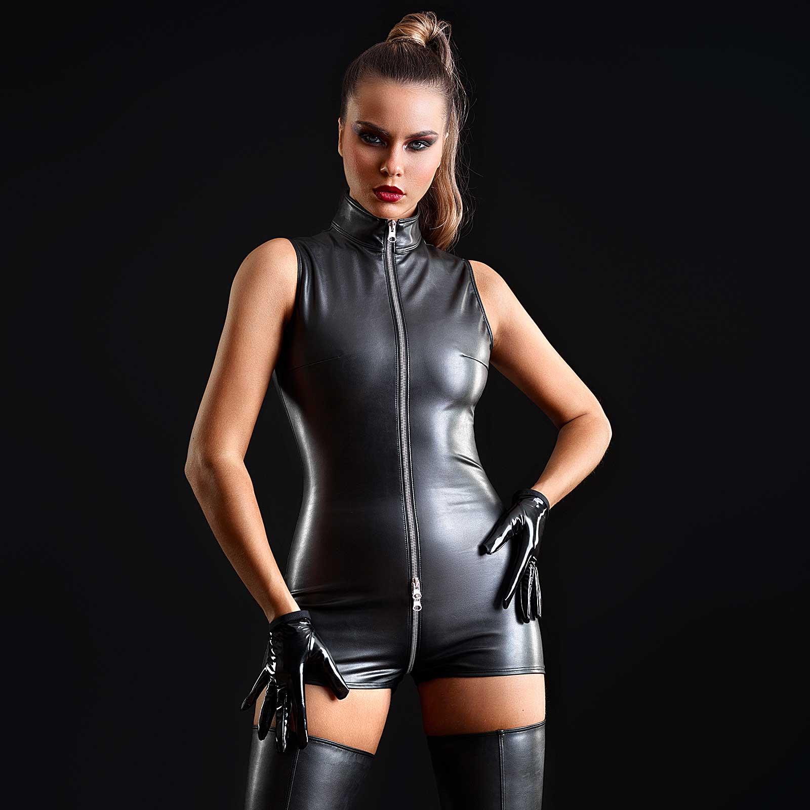 PATRICE CATANZARO Sixtine Faux Leather Body