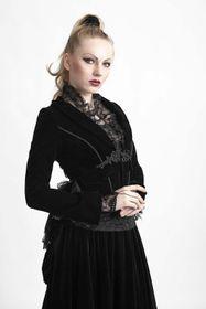 Detailbild zu PUNK RAVE Velvet Countess Jacket