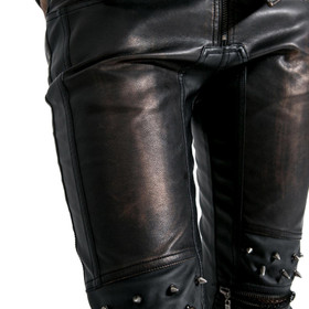 Detailbild zu PUNK RAVE Red Metal Pants