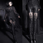PUNK RAVE Gothic Noblesse Leggings 001