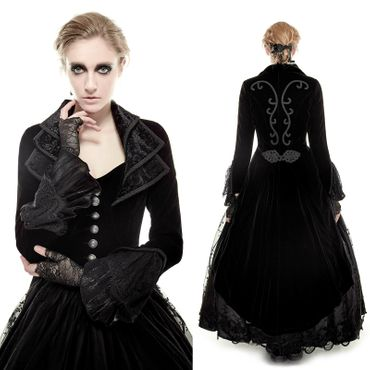 PUNK RAVE Duchess Coat