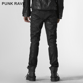 Detail image to PUNK RAVE Chevalier Pants