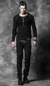 Detail image to PUNK RAVE Personality Punk Shirt
